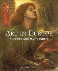 Art in Europe - copertina