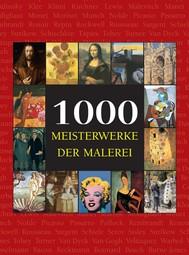1000 Meisterwerke der Malerei - copertina