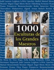 1000 Esculturas de los Grandes Maestros - copertina
