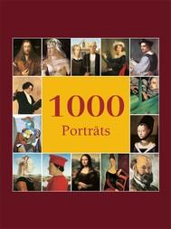 1000 Porträts - copertina