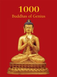 1000 Buddhas of Genius - copertina