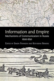 Information and Empire - copertina
