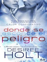Donde Se Oculta El Peligro - Librerie.coop