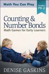 Counting & Number Bonds - copertina