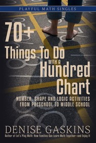 70+ Things to Do with a Hundred Chart - copertina