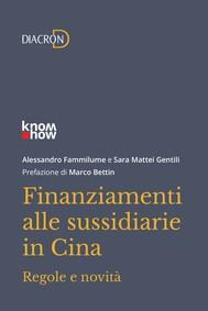 Finanziamenti alle sussidiarie in Cina - copertina