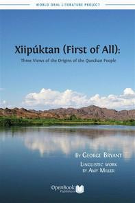 Xiipúktan (First of All) - Librerie.coop