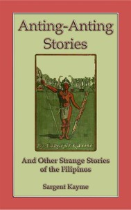 Anting Anting Stories - and other strange stories from the Philippines - copertina