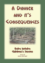 A DINNER AND ITS CONSEQUENCES - A Nipmuck Native American Tale - copertina