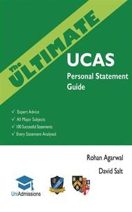 The Ultimate UCAS Personal Statement Guide - copertina