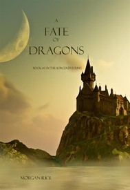 A Fate of Dragons (Book #3 in the Sorcerer's Ring) - copertina