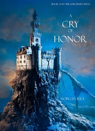 A Cry of Honor (Book #4 in the Sorcerer's Ring) - copertina