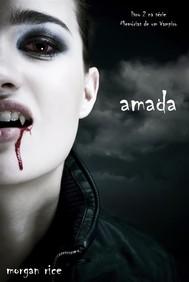 Amada (Livro 2 na Série Memórias de um Vampiro) - copertina