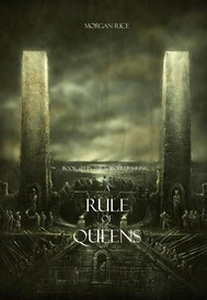 A Rule of Queens (Book #13 in the Sorcerer's Ring) - copertina