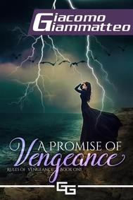 A Promise of Vengeance - copertina