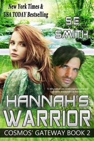Hannah's Warrior - copertina
