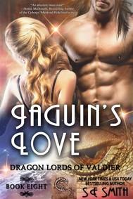 Jaguin's Love - copertina