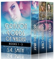 Dragon Lords of Valdier Boxset Books 1-3 - copertina
