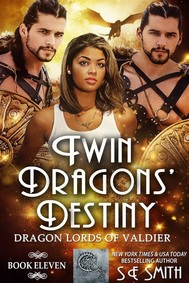 Twin Dragons' Destiny - copertina