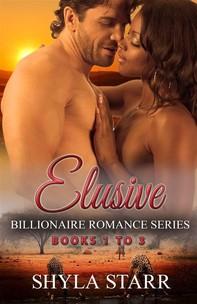 Elusive Billionaire Romance Series - Books 1 to 3 - Librerie.coop