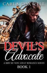 Devil's Advocate - Book 1 - Librerie.coop