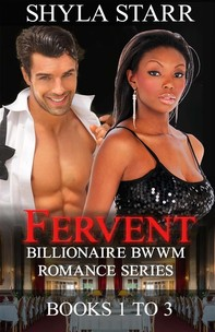 Fervent Billionaire BWWM Romance Series - Books 1 to 3 - Librerie.coop