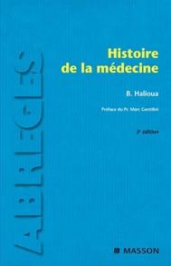 Histoire de la médecine - copertina