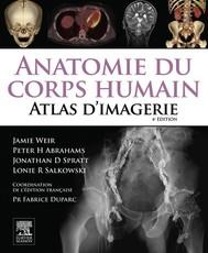 Anatomie du corps humain - Atlas d'Imagerie - copertina