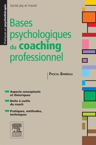 Bases psychologiques du coaching professionnel - copertina