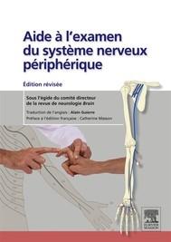 Aide à l'examen du système nerveux périphérique - copertina