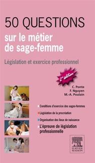 50 questions sur le métier de sage-femme - copertina