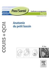 Anatomie du petit bassin (Cours + QCM) - copertina