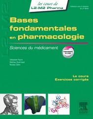 Bases fondamentales en pharmacologie - copertina