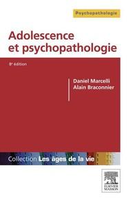 Adolescence et psychopathologie - copertina