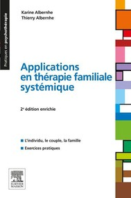 Applications en thérapie familiale systémique - copertina