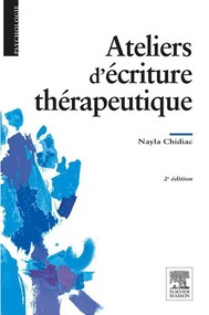 Ateliers d'écriture thérapeutique - copertina