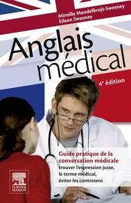 Anglais médical - copertina