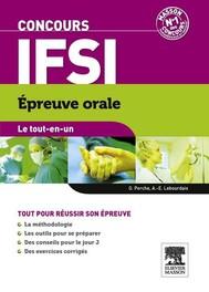 Concours IFSI Le Tout-en-un Épreuve orale - copertina