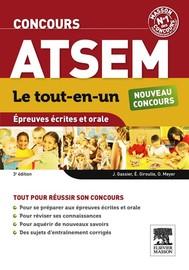 Concours ATSEM Le tout-en-un Épreuves écrites et orale - copertina