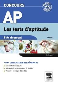 Concours AP Entraînement Les tests d'aptitude - copertina