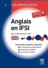 Anglais en IFSI - copertina