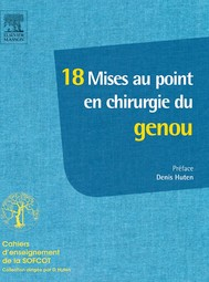 18 mises au point en chirurgie du genou - copertina