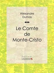 Le Comte de Monte-Cristo - copertina