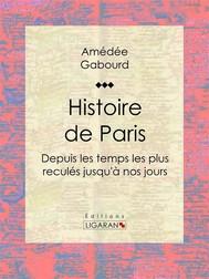 Histoire de Paris - copertina