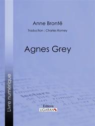 Agnès Grey - copertina