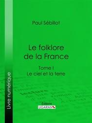 Le Folk-Lore de la France - copertina