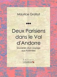 Deux Parisiens dans le Val d'Andorre - Librerie.coop
