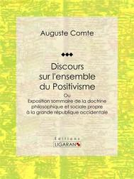 Discours sur l'ensemble du Positivisme - copertina