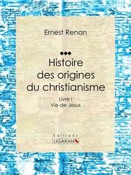 Histoire des origines du christianisme - copertina