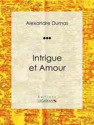 Intrigue et Amour - copertina